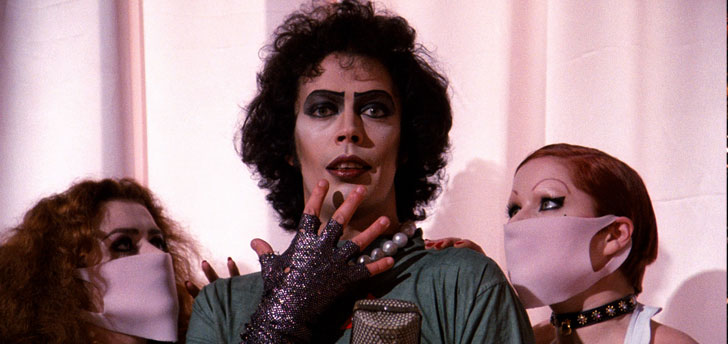 Now Showing: The Rocky Horror Picture Show