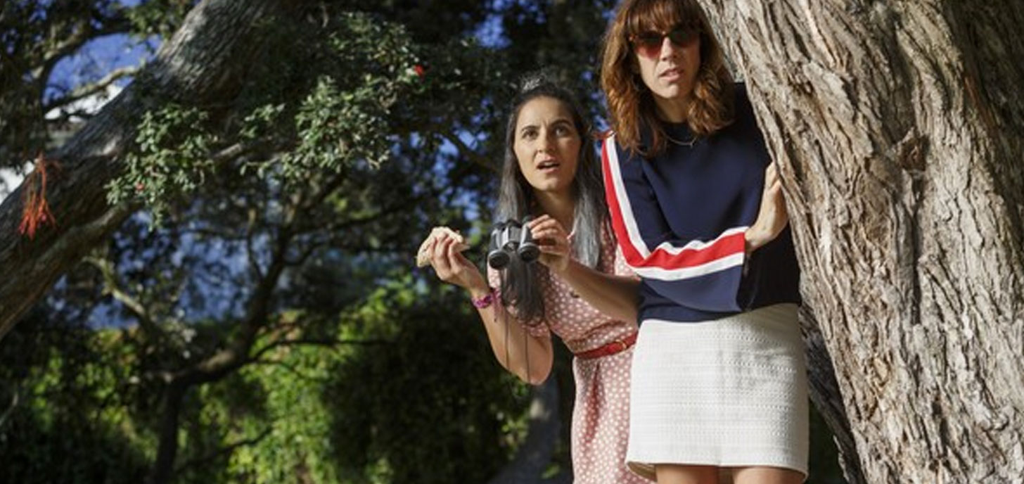 Coming Soon: The Breaker Upperers