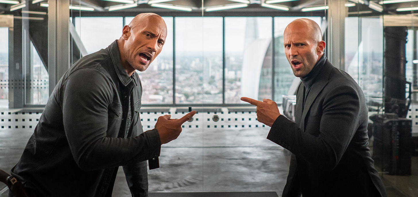 Now Showing: Fast & Furious Presents: Hobbs & Shaw