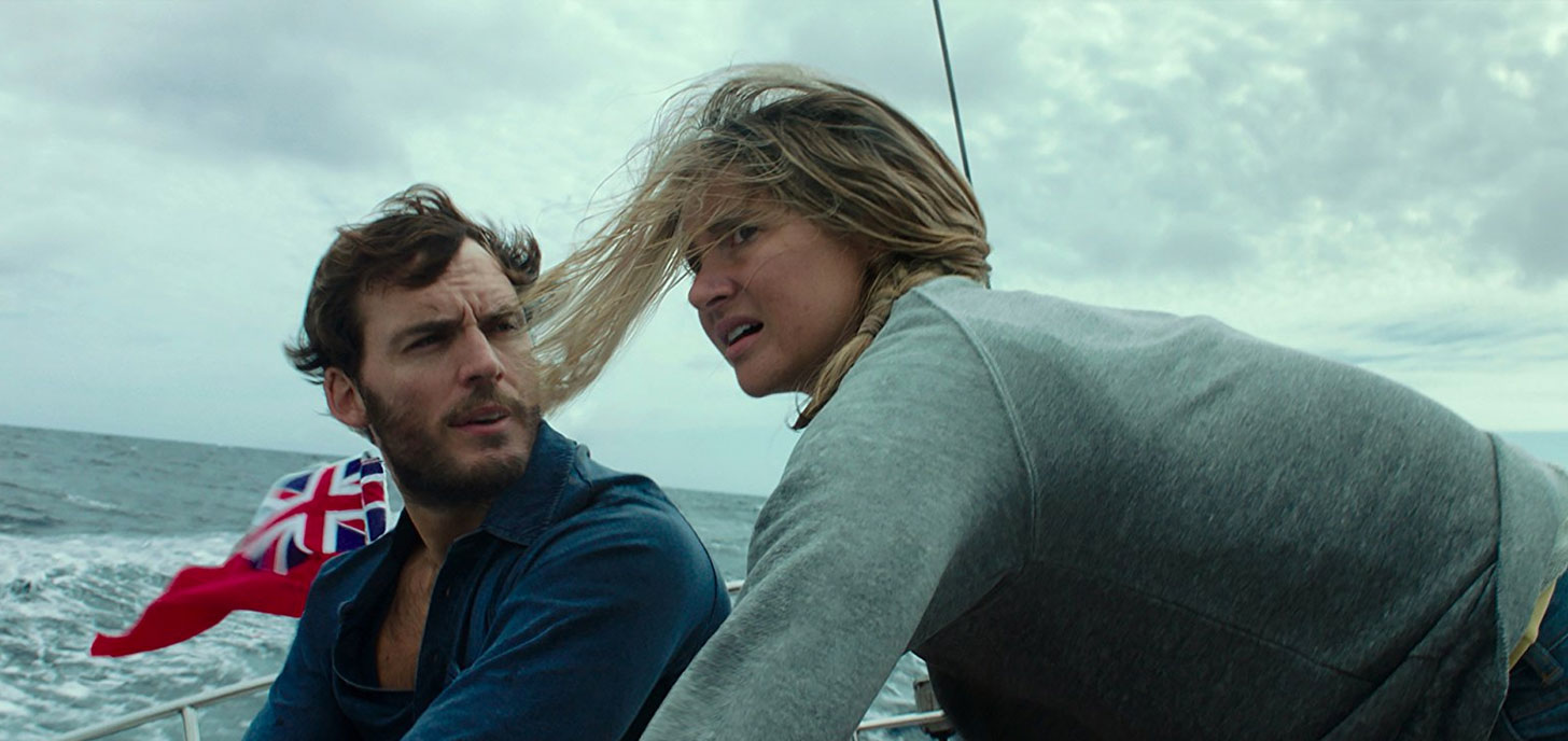 Now Showing: Adrift