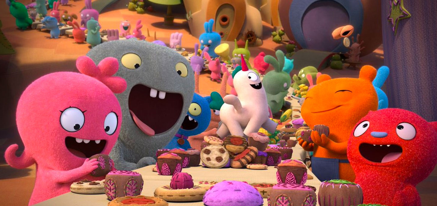 Now Showing: UglyDolls