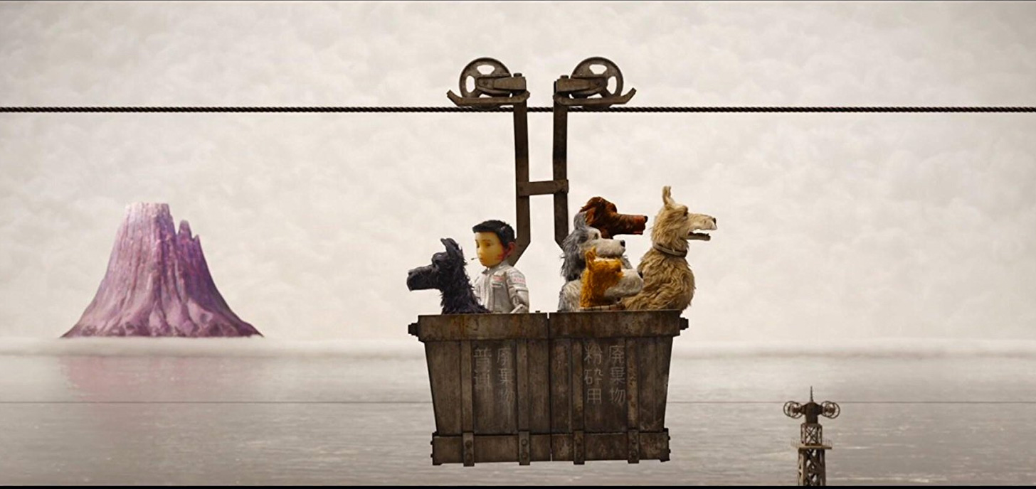 Now Showing: Isle of Dogs