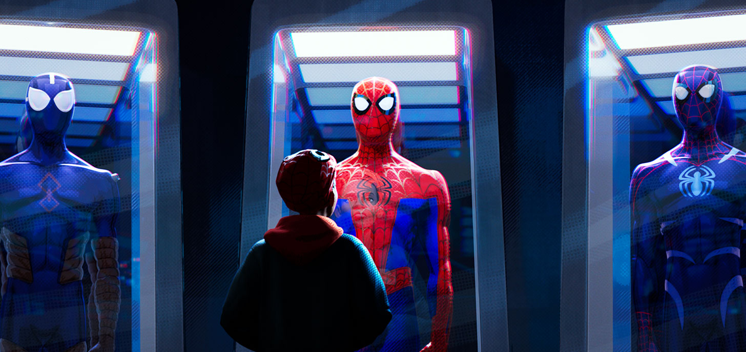 Coming Soon: Spider-Man: Into the Spider-Verse