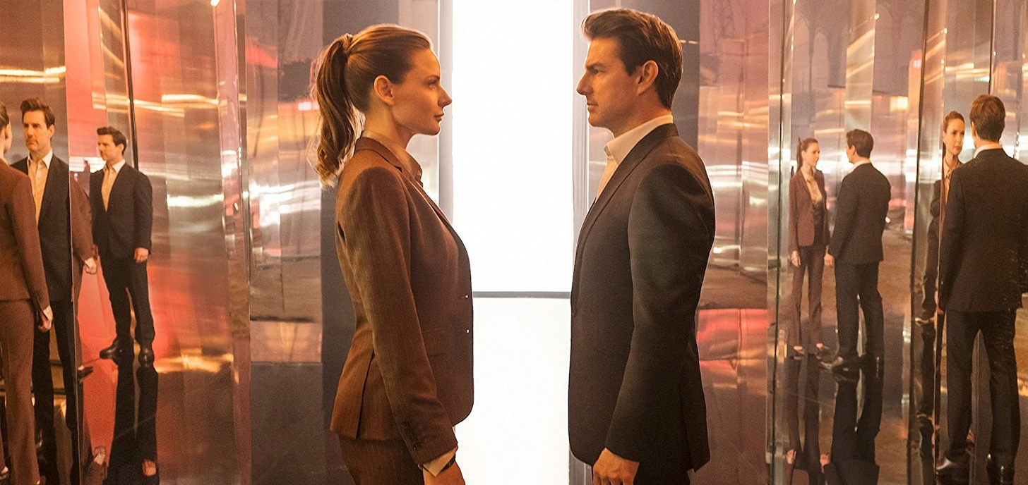 Now Showing: Mission: Impossible - Fallout