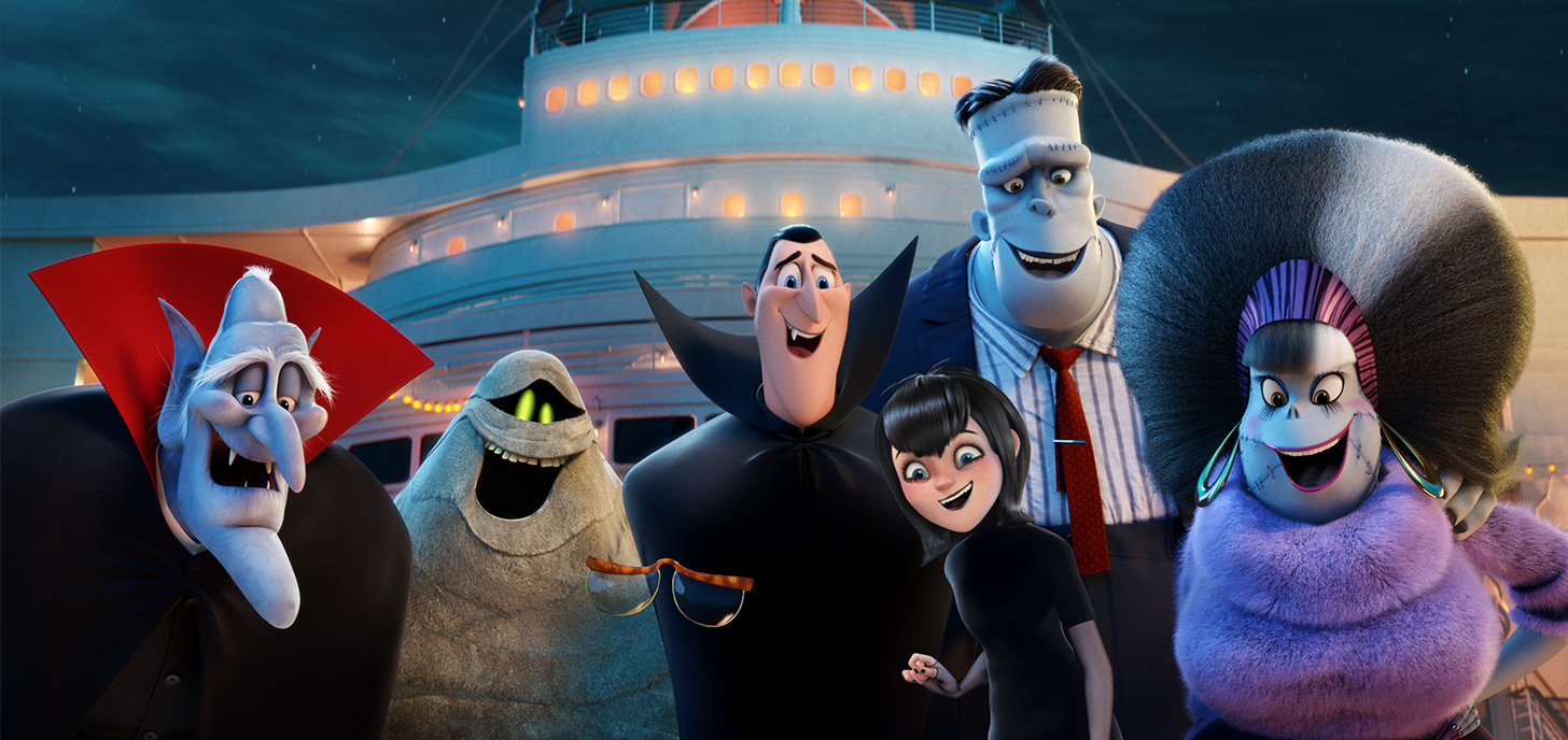 Coming Soon: Hotel Transylvania 3: A Monster